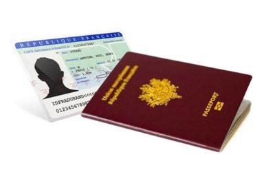Cartes d'identité et passeports : prise de RDV en ligne