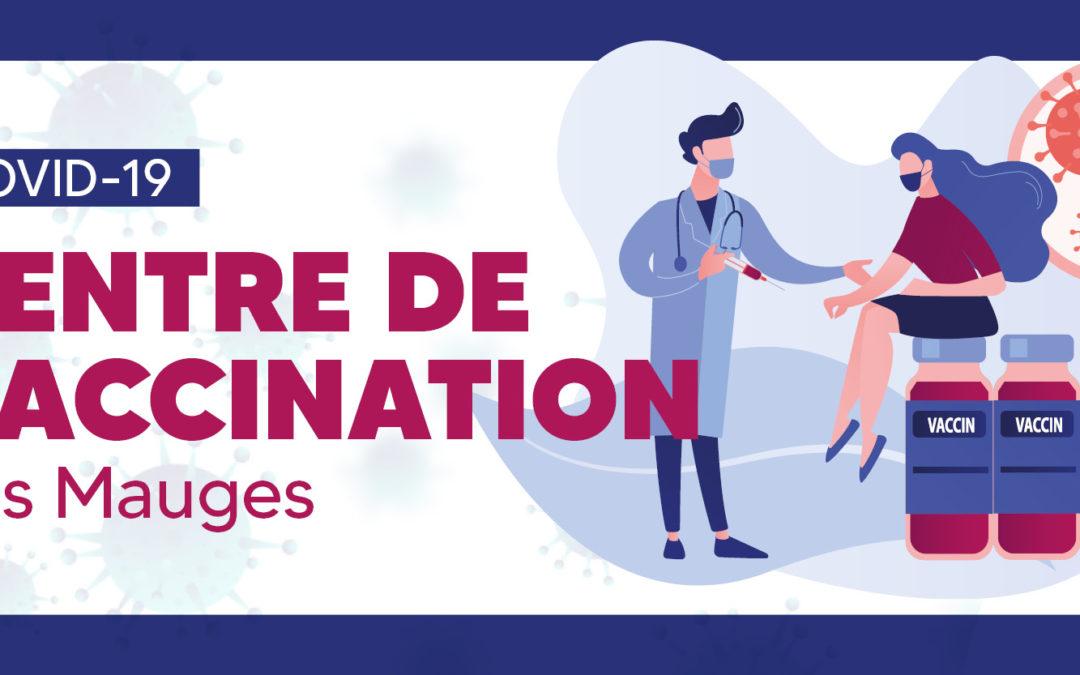 Un centre de vaccination ouvert dans les Mauges