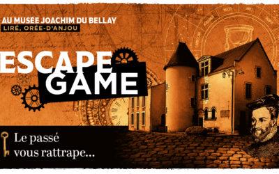 Un escape game au Musée Joachim du Bellay : le passé vous rattrape !
