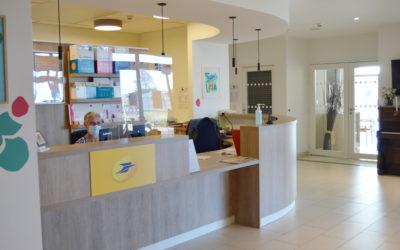 Les services postaux sur Orée-d'Anjou