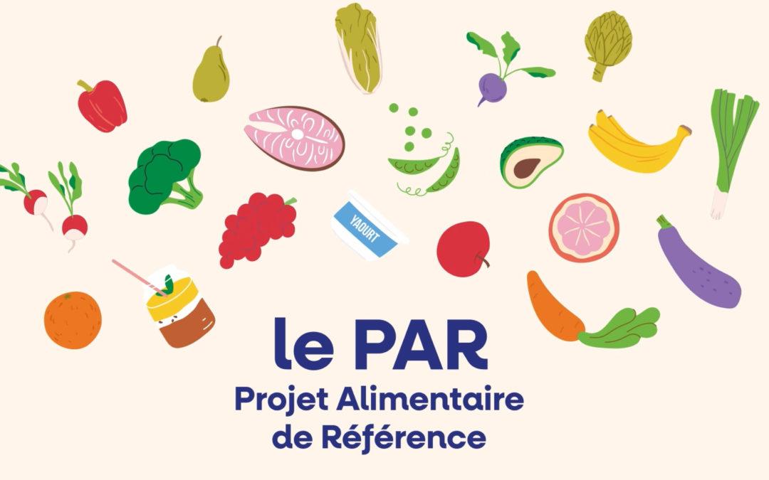 Le Projet Alimentaire de Référence (PAR)